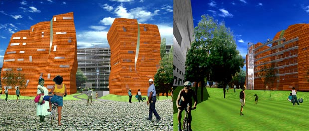 Concept Drentepark