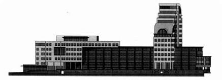 Kantoorgebouw Leeuwenbrug
